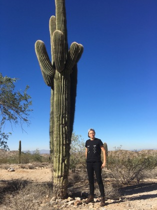 Friends in Arizona