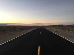 Picture the road