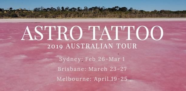 Aust tour
